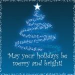 happy holidays 150x150 Happy Holidays!