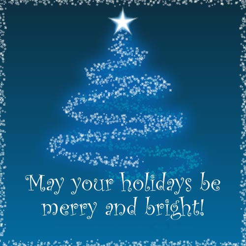 happy holidays Happy Holidays!