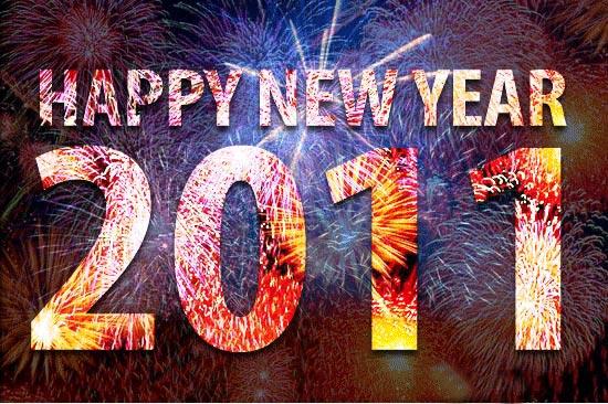 nye Happy 2011